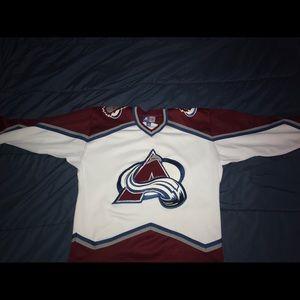 NHL Men's Colorado Avalanche Jersey